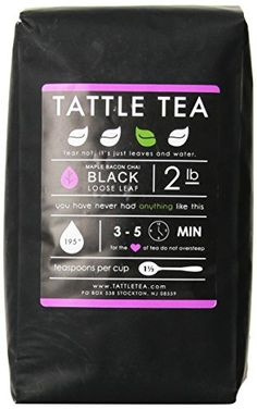 Tattle Tea Maple Bacon Chai Black Tea 2 Pound *** For more information, visit image link. Note: It's an affiliate link to Amazon.