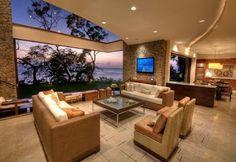 interior casa de lujo