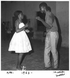 Malick Sidibe - Mali - 1963