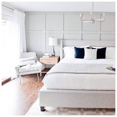 Last nights @loveitorlistitvancouver reveal is ON the blog! (Link in profile) ... Now I may have lost to @toddtalbot but this bedroom's the real winner!