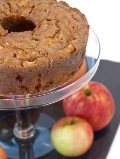 Toffee Apple Cake (1) From: Hungry Rabbit NYC, please visit