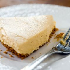 Pumpkin Cheesecake- Low Calorie Recipe