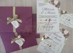 Invitaciones Vintage Elegante Vino Facebook Sign Up, Wedding Invitations, Elegant Wedding