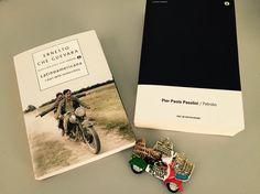 Un viaggio, qualche libro. O viceversa?