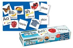 Amazon.com: Smethport Pocket Chart Cards Beginning Sounds: Toys & Games