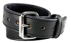 The Ultimate Concealed Carry CCW Leather Gun Belt 2016 Model New and Improved 14 ounce 1 inch Premium Full Grain Leather Belt Handmade in the USA! Best Leather Belt, Leather Belts, Black Leather, Men's Belts, Best Concealed Carry, Conceal Carry, Open Carry, Tactical Belt, Kydex Holster