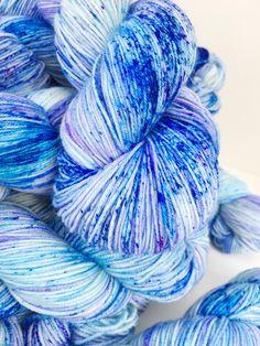 Mermaid Queen- We Love Knitting Hand Dyed Yarn