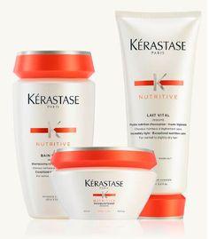 Nueva línea Nutritive K de Kérastase | Tratamiento de nutrición excepcional para cabellos secos o muy secos. ¿Te animas a probarlo en nuestro salón? Empieza el mes de mayo con una melena nutrida, gracias al único programa a medida para la sequedad capilar. ¡Te lo llevarás a casa! #CuidadoCapilar #kérastase