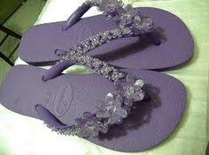 Αποτέλεσμα εικόνας για flip flops decorated