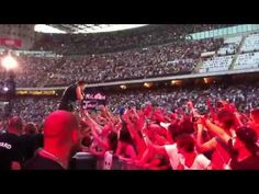 Bruce Springsteen - Hungry Heart - Live @ Stadio San Siro - Milano - 03/...