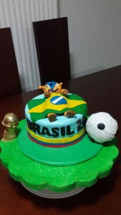 Cake mundial 2014