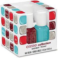 winter collection mini cube nail polish