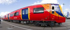 British Rail Class 707s of South West Trains panorama - innoTrans 2016.jpg