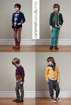 Baby Boy Fashion 2012 The boys collection is always
