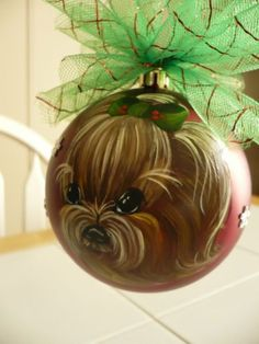 yorkie ornament - Bing Images