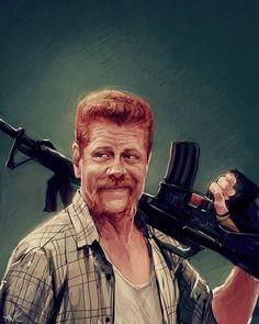 Sgt. Abraham Ford (Michael Cudlitz)