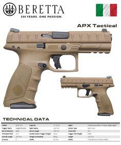 Beretta - APX Tactical