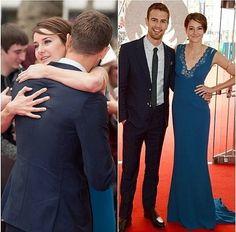 UK premiere of Divergent