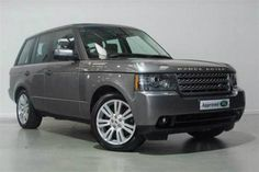 The Range Rover TDV8 Vogue SE, which Jeremy Clarkson has previously described as 'the best car in the world'.