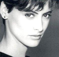 pinterest.com/fra411 #beauty - Ines de la Fressange