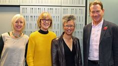 BBC Radio 4 - Midweek, Michael Portillo, Diana Melly, Yang-May Ooi, Polly Bagnall Michael Portillo, Bbc, Diana, Studio, Studios, Studying
