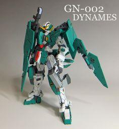 Gundam Dynames: Modeled by Custom Paint Jobs, Custom Decals, Anno Domini, Gundam Astray, Unicorn Gundam, Gundam 00, Wallpaper Size, Iphone Wallpaper, Gundam Seed