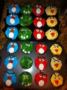 Think an angry birds party is called for this winter