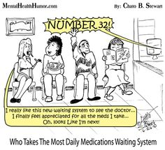 The Voice of Hope: When Did You Start Drawing Mental Health Humor Cartoons? | Mental Health Humor