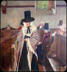 "Salem"" by S.Curnow Vosper,1908 -