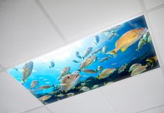 decorative fluorescent light covers, $29.99