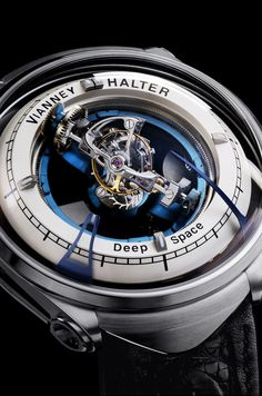 Vianney Halter Deep Space