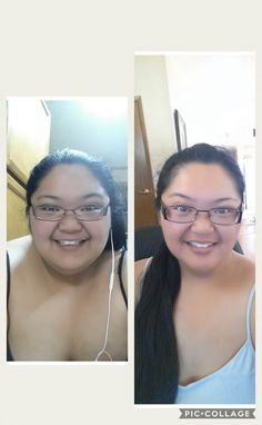 F/31/5'5 [308lbs>219] 89lbs 8 1/2 months. Face progress! Went from pant size 26/28 to 16. I was going to wait until -100lbs but I was just so excited to share.  Thank you for sending this though. Well done!!! To everyone out there YOU CAN ACHIEVE YOUR FITNESS GOALS FASTER --> http://ift.tt/1RAWfxw - Lean Republic bring you the very best and the latest health fitness and wellness products on the market. Get the inside scoop and enhance your lives with state of the art affordable technology…