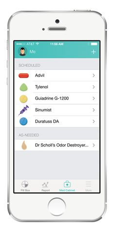 Elaborée par une société israélienne, MediSafe est une application smartphone qui aide les patients à ne pas oublier de prendre leur traitement médicamenteux. http://www.medisafeproject.com/