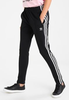 sale retailer 41774 e56be adidas Originals Pantalon de survêtement - black - ZALANDO.FR