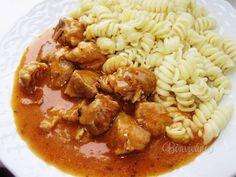 Bravčový guláš • recept • bonvivani.sk