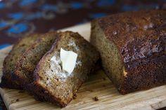 Cardamom Coffee Zucchini Bread...