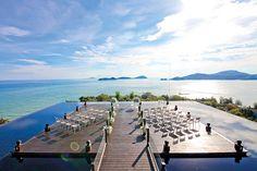 Breathtaking views, luxurious pampering and tranquil surroundings. No wonder Thailand's Sri Panwa Phuket is fabulous for a destination wedding and honeymoon. http://www.herworldplus.com/weddings/ideas-we-love/3-reasons-why-sri-panwa-phuket-fabulous-weddings-and-honeymoons