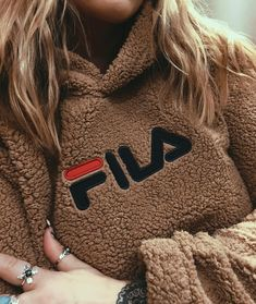 """187 Likes, 8 Comments - Kayleigh Jean (@kayleighjeana) on Instagram: """" Yass @urbanoutfitters @filauk so cosy  #ootd #teddybear #snuggly #cosy #fila #uo…"""""""