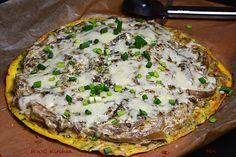 R'n'G Kitchen: Warzywna pizza