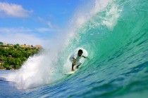 Primitive Surf Team Rider Tommy Barrell