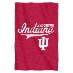 Indiana Hoosiers NCAA Sweatshirt Throw