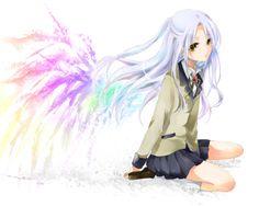 Kanade Tachibana (Angel) - Angel Beats!