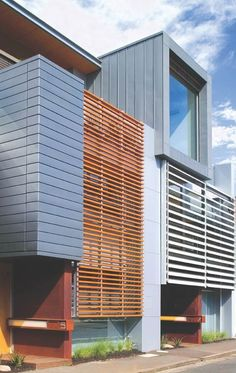Hotham St, South Melbourne | Architectural Cladding:
