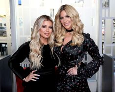 Kim Zolciak's Daughter Responds To Rumors She Had Plastic Surgery To Make Her Face 'Thicker'