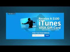 Receive A Free $100 iTunes Visa Gift Card! - YouTube