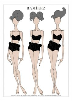 Underwear, Bs As, Fashion Illustrations, Blog, Image Search, Illustrations, Lingerie, Fashion, Fashion Drawings