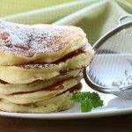 3x de lekkerste pannenkoeken van Jeroen Meus - Snelle flensjes, Amerikaans of met havermout Pancakes, Lunch, Breakfast, Desserts, Food, Morning Coffee, Tailgate Desserts, Crepes, Griddle Cakes