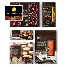 Bronze Pentaward 2014 – Food – Marque Brand Consultants