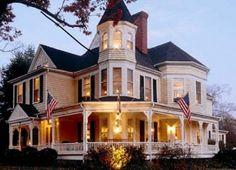 The Oaks Victorian Inn in Christiansburg, VA