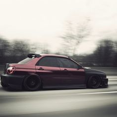 Subaru WRX, definitely one of the best cars I have owned